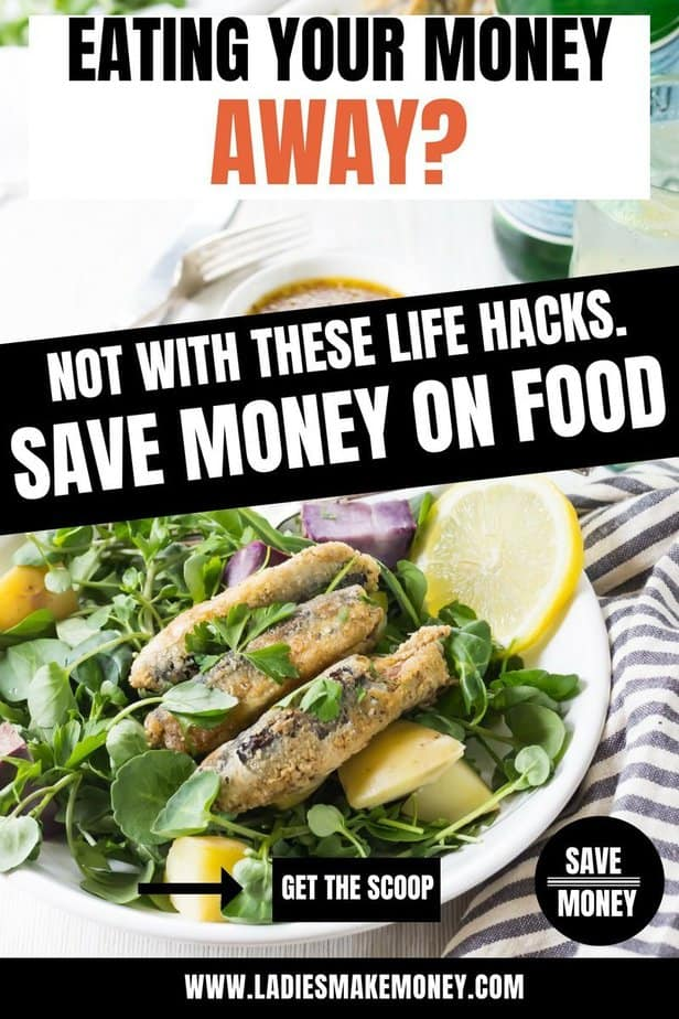 Find creative ways to save money on food by meal planning. Save money on groceries by working with a food budget. Simple meal planning that will save money on groceries. Ideas on how stop wasting money on food. Save money on grocery by not wasting food. These tips & tricks for freezing foods are guaranteed to reduce food waste and save you money. how to reduce food waste | freezing food ideas | freezer foods | saving money on grocery | money saving ideas #savemoney #moneytips