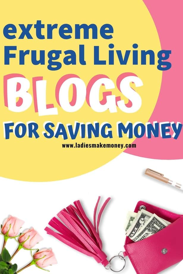Are you looking for frugal bloggers to follow? Looking to save money? Check out this list of extreme frugal blogs right away and learn from them. They have some great tips about frugal living ideas and tips! Click here to read. #frugalliving #frugalideas #frugalblogs