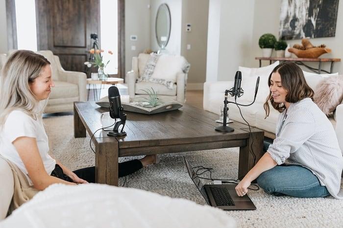 Here is an inspiration list of podcasts you can listen to for growth in your business.