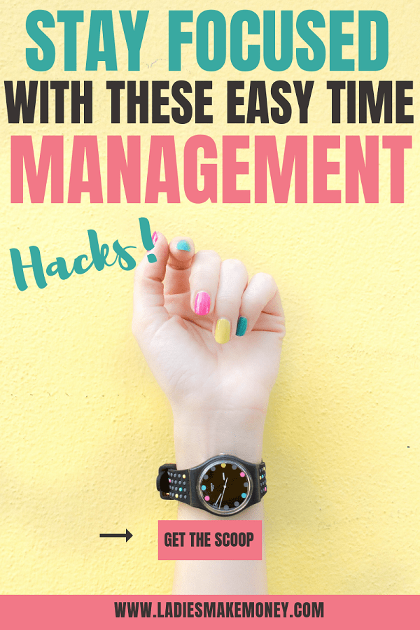 Are you searching for effective time management hacks? Here are a few time management tips for work that you can try. These time management tips are for entrepreneurs looking to save time and manage time running a business. Goal planning ideas, blog planner ideas and time management hacks to steal #productivity #timemanagement #timemanagementtips