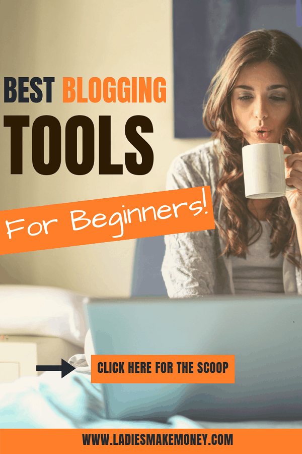 Here are few of the best blogging tools for bloggers. These blogging tools are perfect for social media. You can also use them to make money blogging. If you are starting a blog use only the best blogging tools available on wordpress! #bloggingtools #bloggingforbeginners
