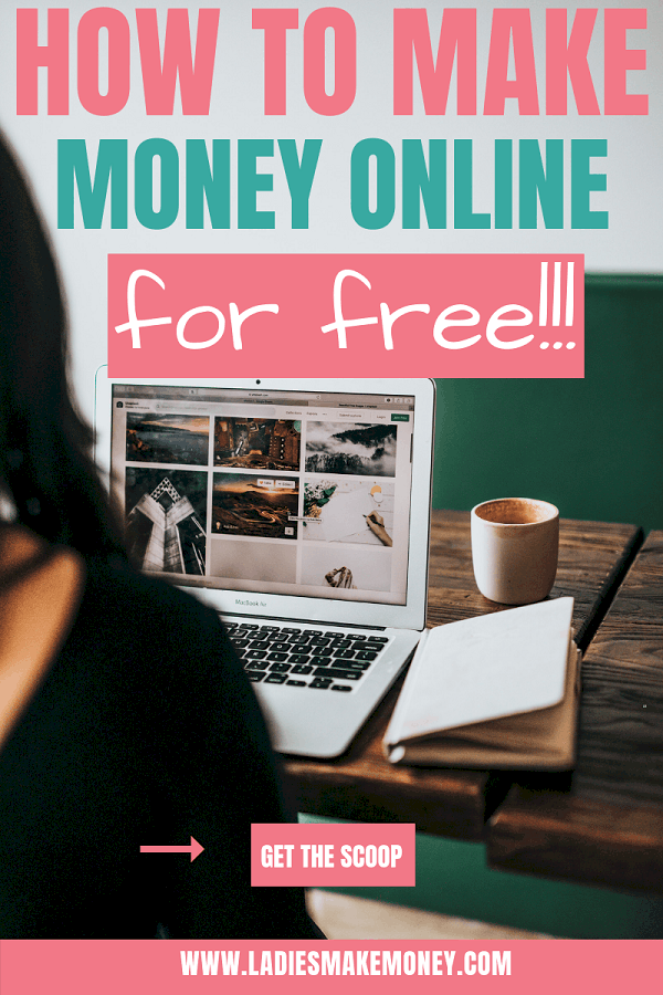 Want to know how you can earn money online for free from the comfort of your own home? I am sure you do. Here are a ways to earn FREE money, to signup bonus, rewards programs and smart side hustles, see how you can make extra money online each and every month. Start making money online even without any investment. #makeextramoney #workfromhome