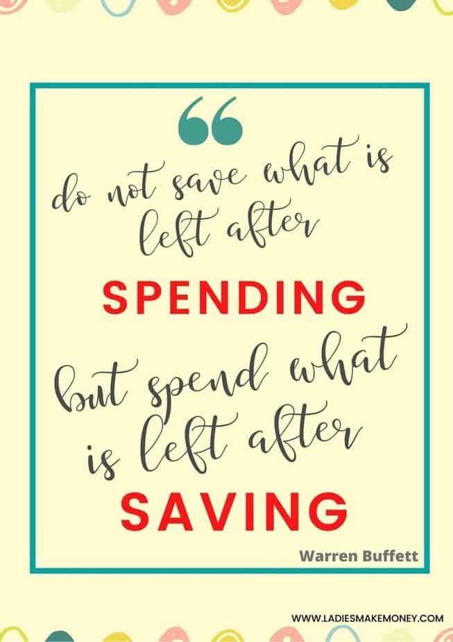 How to save money when you are on a tight budget. If you need motivation for saving money, look no further than this.