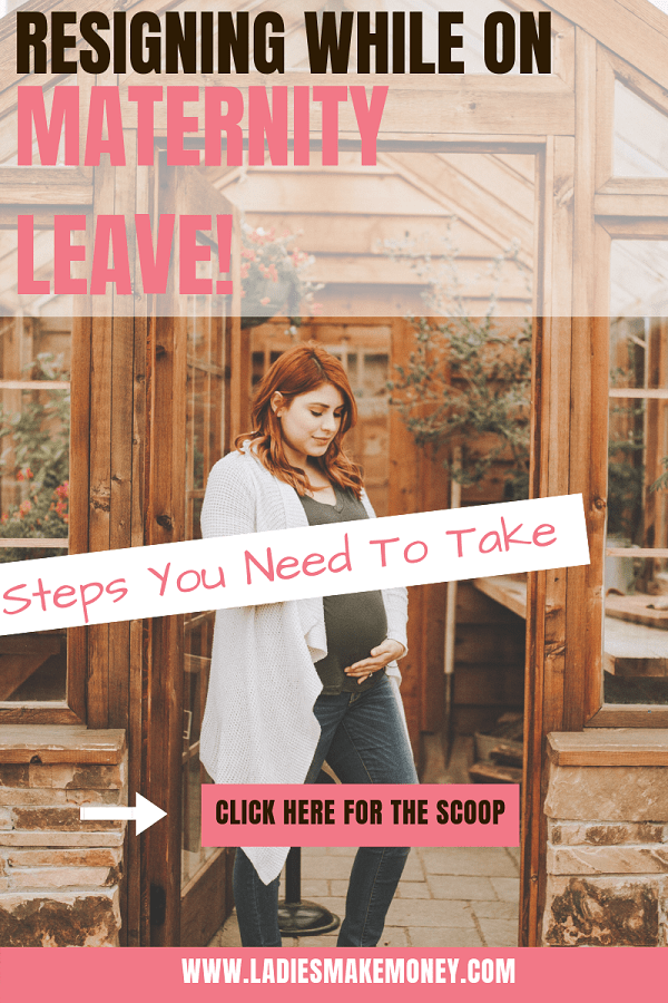 Are you on maternity leave? And are you thinking of quitting your job? Here are a few tips on resigning while on maternity leave. If you are wondering if you should stay home or return to work after maternity leave, read this post #workfromhomemom #stayathomemom