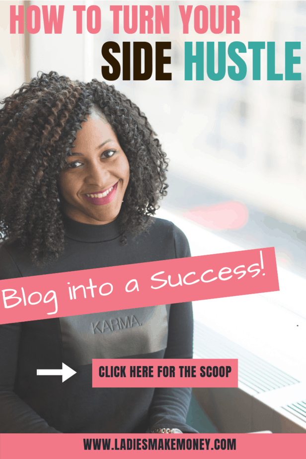 Thinking of starting a side hustle blog? Learn how to make money blogging for beginners using Affiliate marketing, ads, email marketing and much more. If you are thinking of how to start a blog and monetize it, these tips will help you. #bloggingformoney #makemoneyonline
