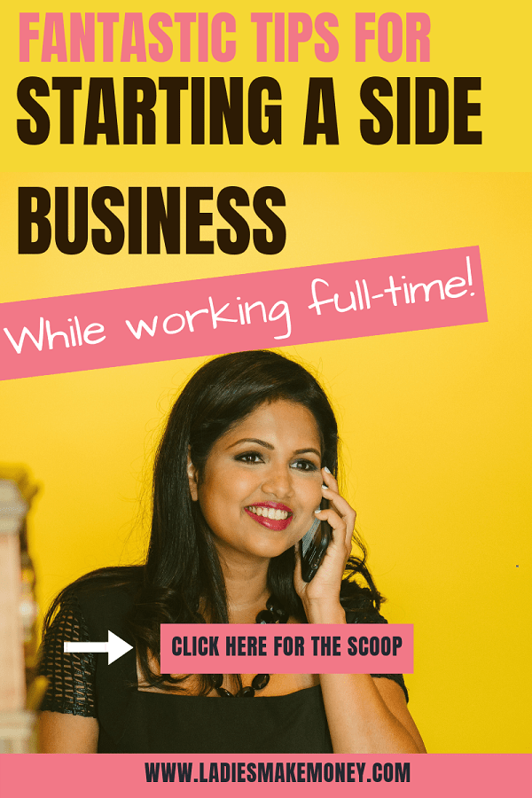 Thinking of starting a business with no money? Or maybe you are thinking of starting a business on the side while you work full-time. Use these tips to grow your business #businesstips #growyourbusiness