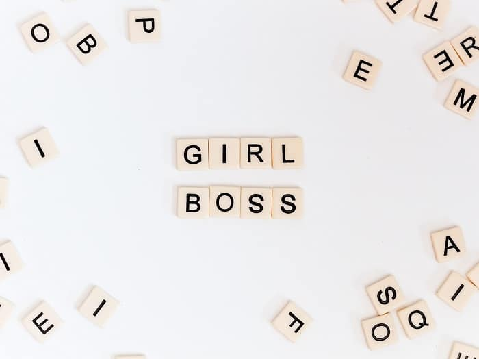 Girl boss inspiration for bloggers