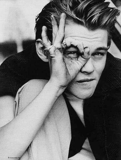Leanordo DiCaprio