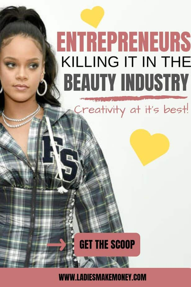 The beauty industry and those that are killing it! Learn how to succeed in the beauty and fashion industry! #beauty #makeup #fashionblogger