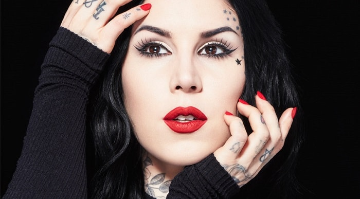 Kat Von Make up artist #beauty