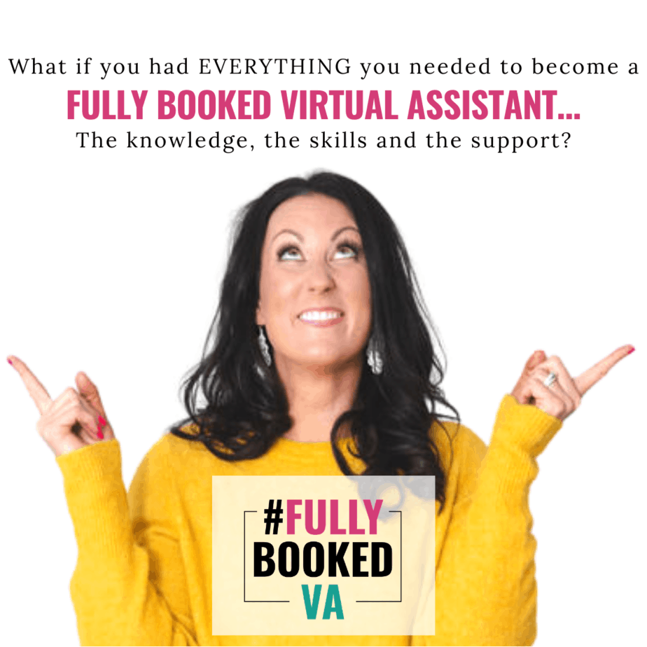 Learn everything you need in order to become a successful Virtual Assistant today. Fully Booked VA is a proven system that will allow you to start making a full-time income as a VA today!