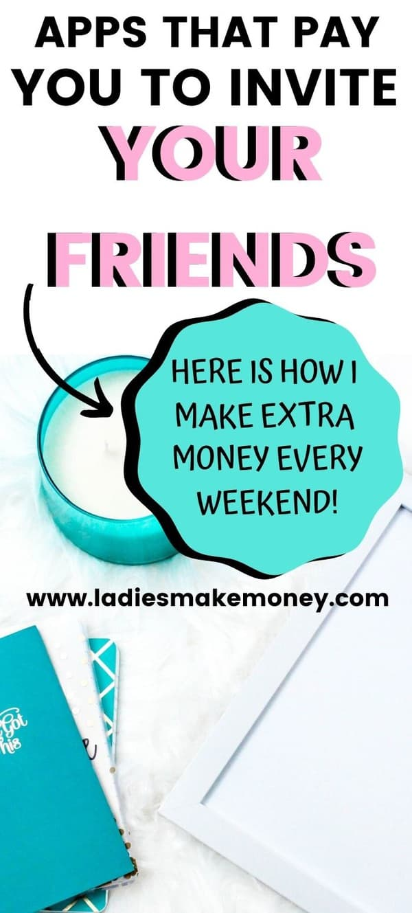 Make extra money fast by referring friends to programs and services you love! Use these referral programs to make extra money today #referringlinks #makefriends #earnmoney