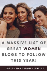 A list of creative lifestyle blogs for women to follow this year! Find blogs to follow for woman! These inspirational blogs are power packed with blogging inspiration, and these are the blogs I read daily! These awesome bloggers to follow have fabulous blogs which cater to over a thousand people and best of all they have the best welcoming personality if you have any questions!