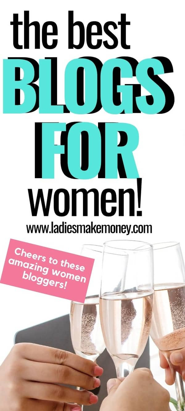 Here are the best blogs for women to read this year! If you are looking for creative lifestyle blogs to follow, read this blog #bestbloggers #womenbloggers #femalebloggers #topbloggers
