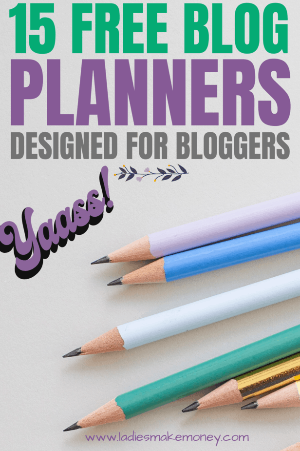 Are you looking for the best blog planner for your business? Here are over 15 free printable blog planners you can use. We have listed the best blog planner for bloggers to help grow your blog this year. Grab these blog planner printables today #blogplanner #bloggingplanners