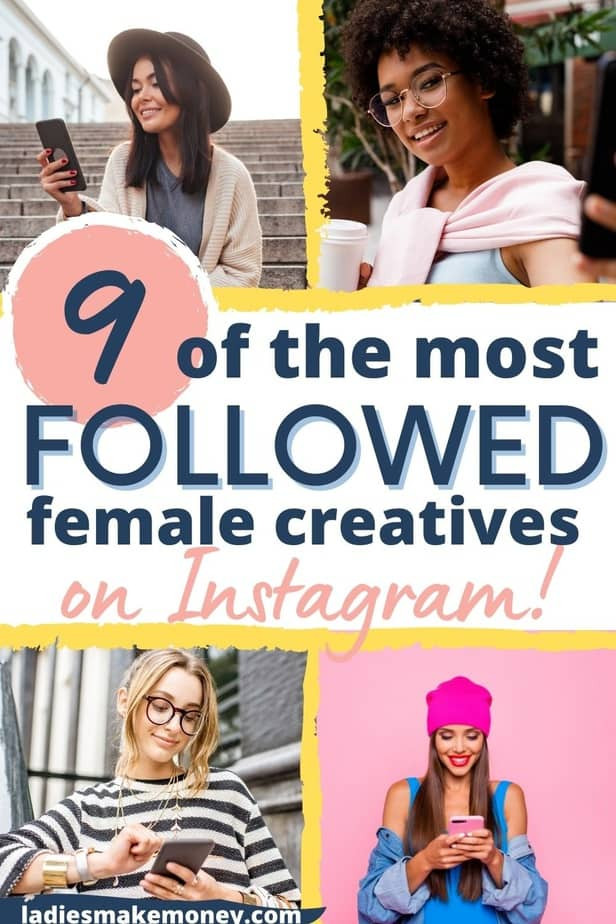 9 Fierce Female Entrepreneurs to Follow on Instagram this Year. Here are a few top female entrepreneurs to follow on Instagram! If you wondering who to follow on Instagram inspiration! Follow these women on Instagram today #Instagram #EntrepreneursonInstagram