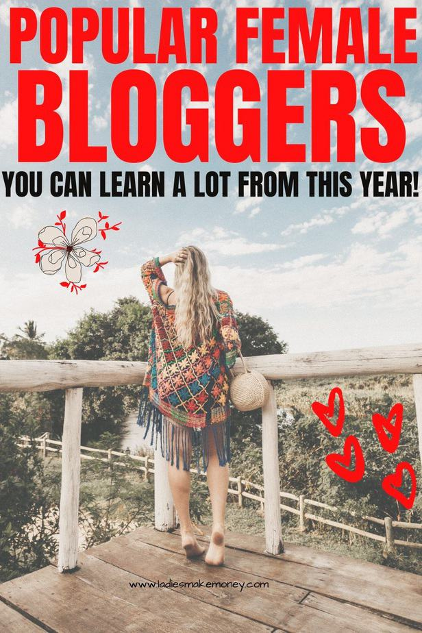 Check out these amazing female entrepreneurs if you are looking to learn more about blogging. Female entrepreneurs that teach should be followed by bloggers if you want to learn more. #bloggingtips #femaleentrepreneurs