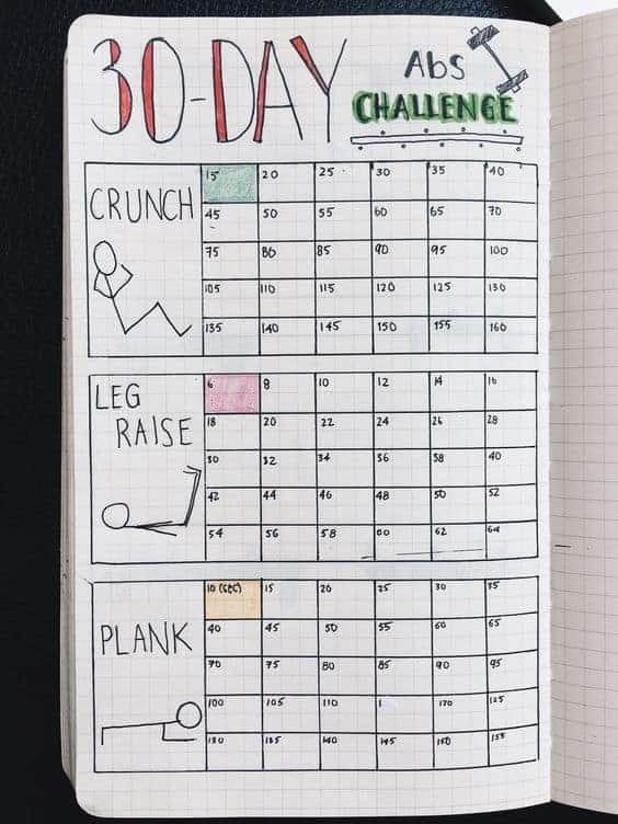 Check out this fitness habit tracker!