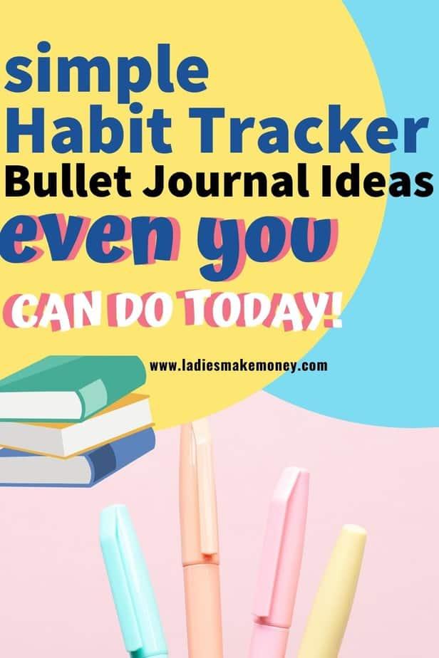 Voici une liste d'idées de journal de suivi des habitudes! sa liste d'idées de modèles de bullet journal est tout ce dont vous avez besoin en ce moment. traqueur d'habitude se propage dans votre journal de balle? #bulletjournal #bullethabittracker