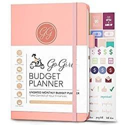 GoGirl Budget Planner - Check out this budget planner today!