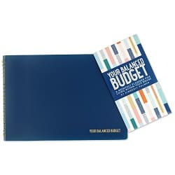 Your balance Budget. If you are looking to balance your budget every month, be sure to grab this budget book today!