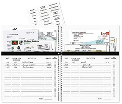 The Best Days Bill Paying Organizer