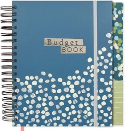 the boxclever press budget planner