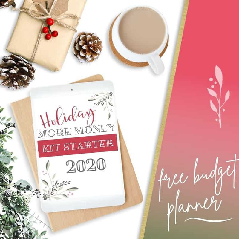 This epic Christmas Budget Planner is perfect for those wanting to save extra money for Christmas.