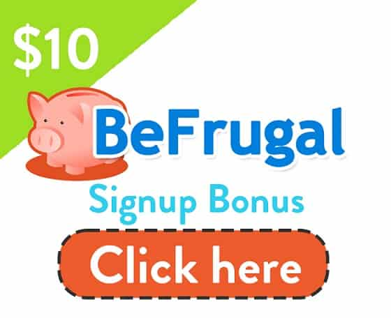 Befrugal sign up for making extra money