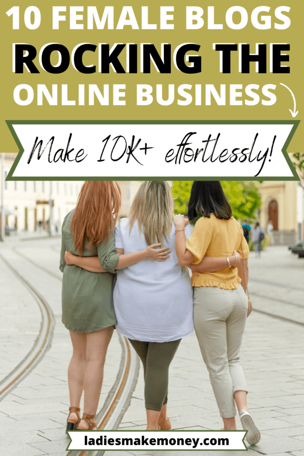 Here is the list of the best female entrepreneur blogs to follow on the internet today! Top Female Bloggers Who Are Incredibly Inspiring and Knowledgeable! If you want to become a successful female entrepreneur you will have to do whatever it takes. #femaleentrepreneur