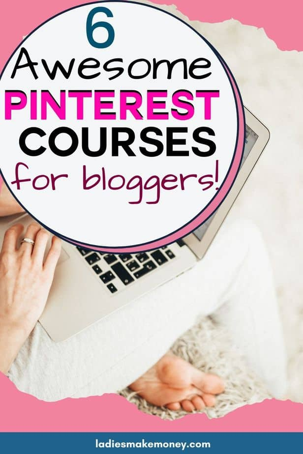 Are you looking for the best Pinterest courses for Bloggers? Click to get the best value for your money and the best results! The Best Pinterest Courses for Bloggers of 2020 (Beginner-Advanced). #pinterest #pinterestmarketing #pinteresttips #bloggingcourse #blogging #bloggingtips #pintereststrategy