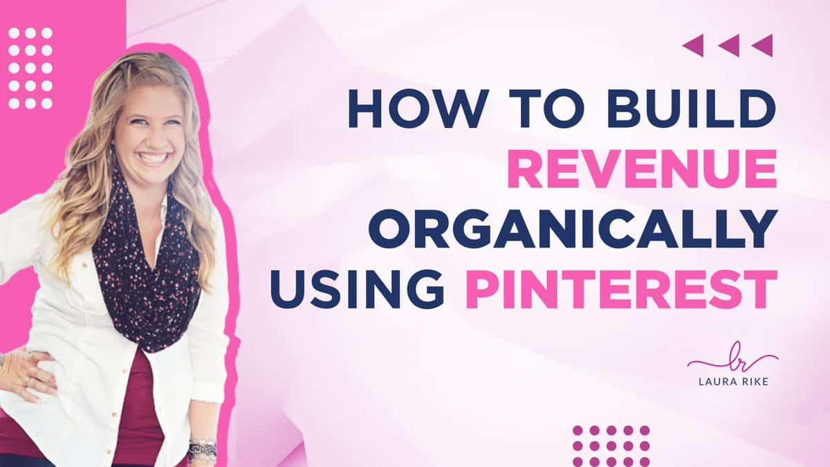 Using Pinterest to make money