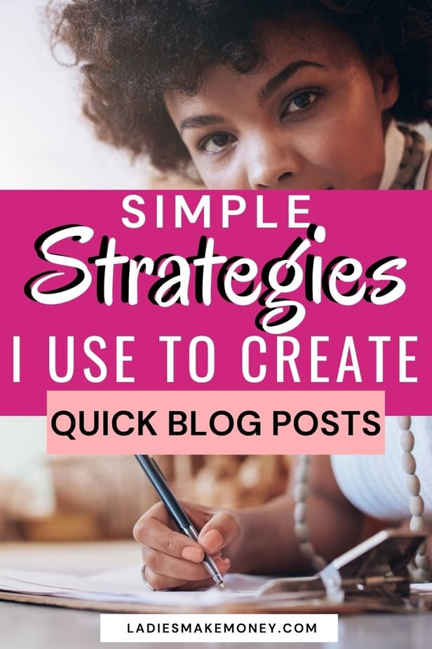 Here are best tips for using blog drafts to plan a blog. How long does it take you to write a blog post? Half an hour? An hour? A couple of hours? Even longer? If you find yourself dreading writing blog posts because they take so much of your time, this post is for you! I'm dishing out my best tricks for getting posts knocked out as fast as possible. After all, if writing a post takes less time, that's more time for you to do other things! I've discovered a few tricks for getting my posts planned, drafted, and published in as little time as possible. #blogdrafts