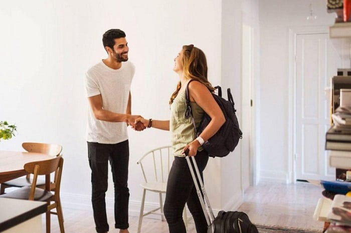 Become an airbnb host and make extra money renting out your space.