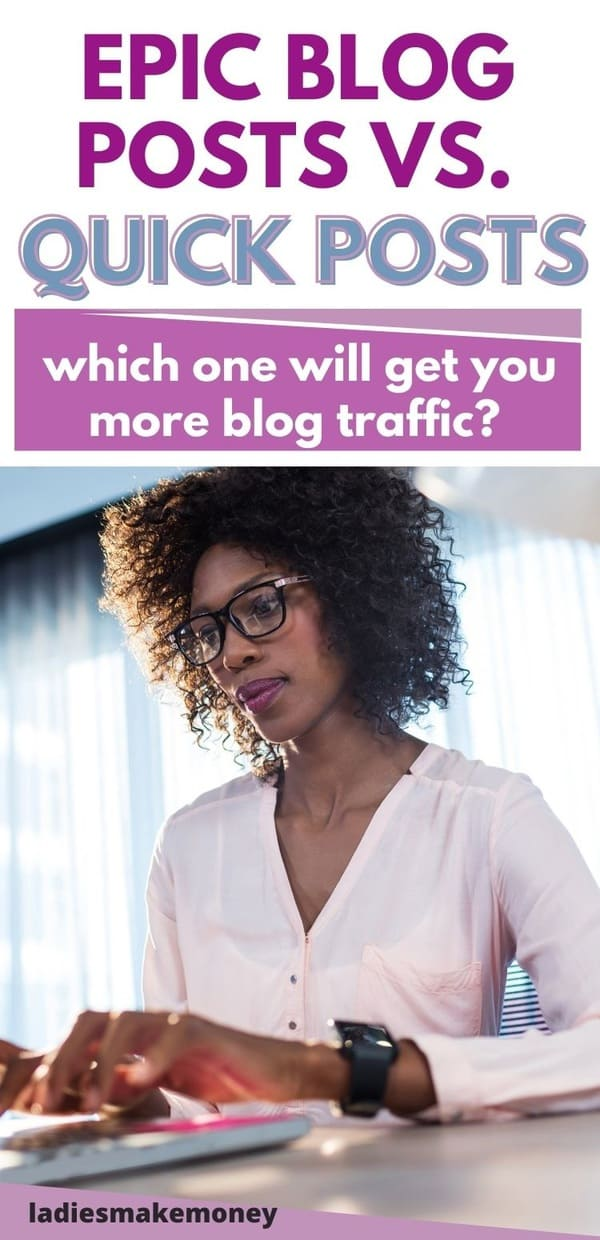 How to Create Endless Streams of Epic Content ~Ladies Make Money Online - Blogging tips! I have an epic list of ways to How To Create Epic Content Without Getting Overwhelmed! #epiccontent #writeablog