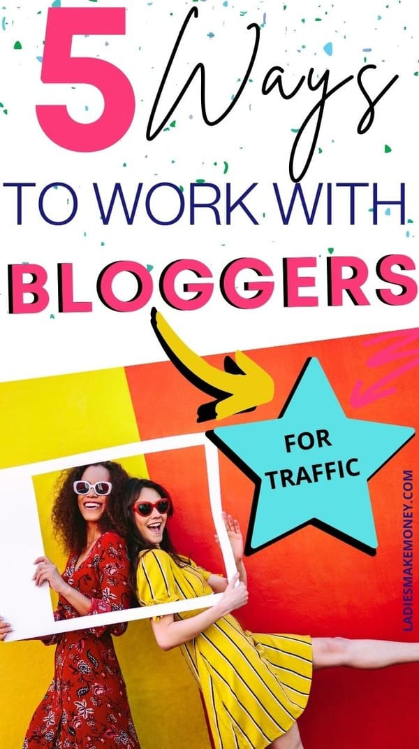 Collaborating with other bloggers is a great way to build your network, grow your blog's reach, expose your blog to more readers, and simply make a blogger friend. But how can you collaborate with other bloggers? Today I want to talk about different ways you can do a collab, the benefits of collaborations, and how to pick the right people to collab with. | grow your blog traffic | grow your blog audience | partner with other bloggers | work with bloggers #blogtips