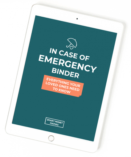An emergency binder for your family incase of an emergency. If you ever have to evacuate your home in a hurry you'll appreciate having your important documents in one easy-to-grab place: your emergency binder. Here's how to make one, with a printable checklist so you won't forget anything.