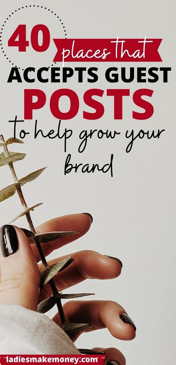 Guest Post Opportunities for Bloggers!