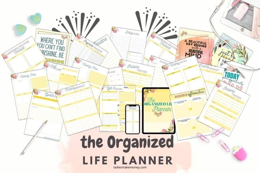 The organized planner