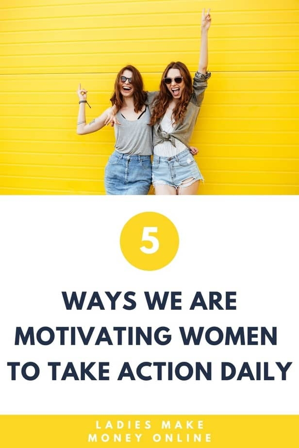 Motivating women daily to be the best they can be! We use successful women quotes and other motivational ways to keep women motivated in meeting their own goals daily!