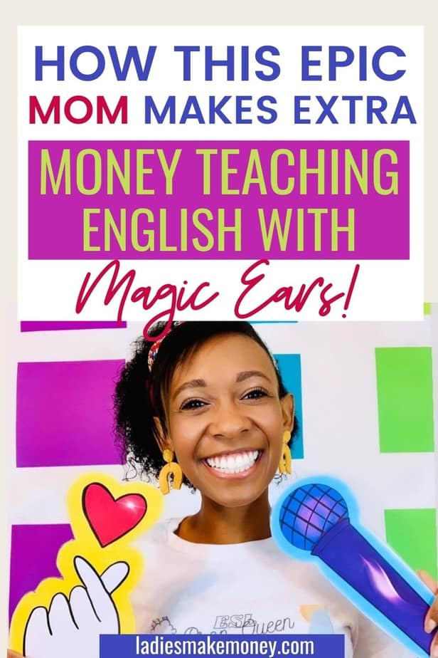 Teaching English Online With Magic Ears! Looking for a way to teach, but need more flexible hours than a traditional job? Teaching English online is one of the fastest growing job opportunities! Check out this Magic Ears Review today!