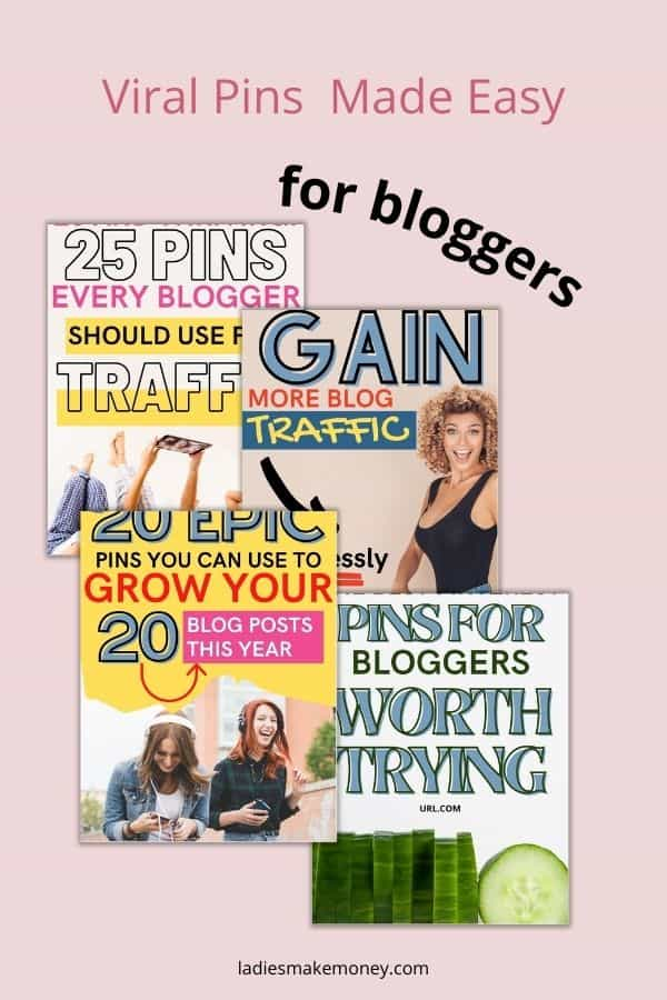 Viral Pins Made Easy for Bloggers