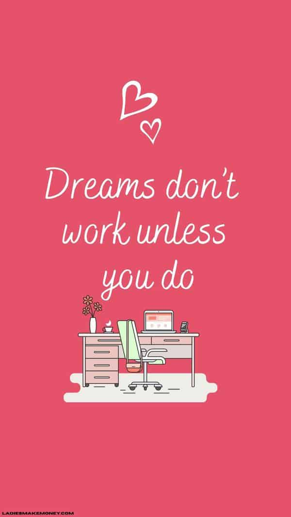 Motivational Quotes Get You Inspired Today - Ladies Make Money Online. Looking for a boost of confidence in your business? Check out these 15 Inspiring Quotes from Powerful Women Entrepreneurs! Girl bosses are amazing. We are powerful, insightful, successful, and we don't let anything stop us. However, every now and then we need a pick me up.