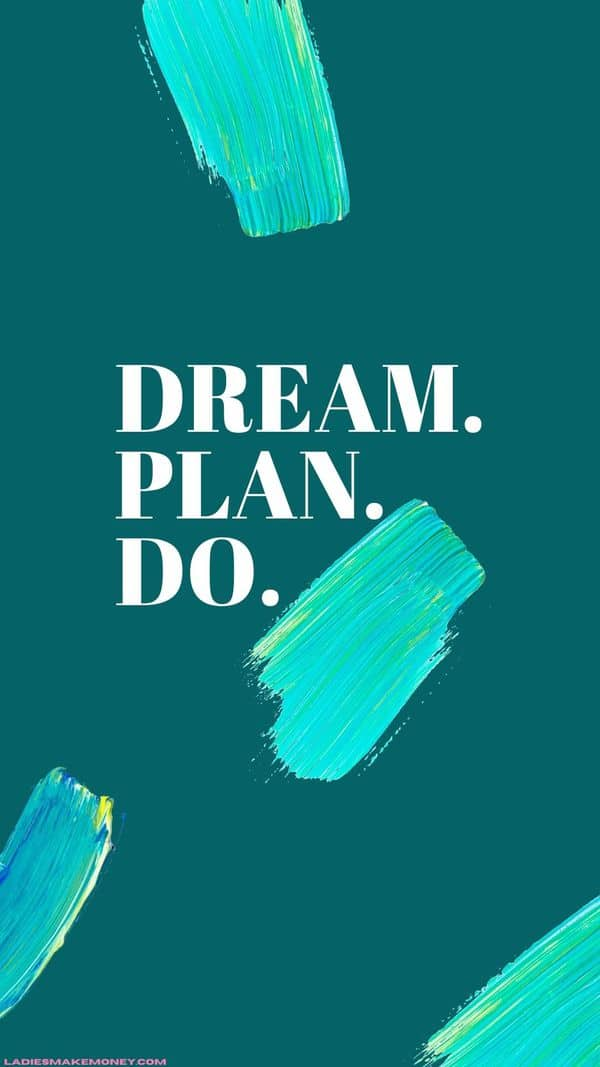 15 Cute iPhone wallpaper for girls that want to succeed. To save you a big-time of scrolling through tons of wallpapers and choosing one, I listed down these FREE but CUTE WALLPAPERS for girls which will change your life and motivate you.