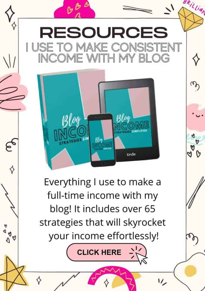 Blog Income Strategies Simplified