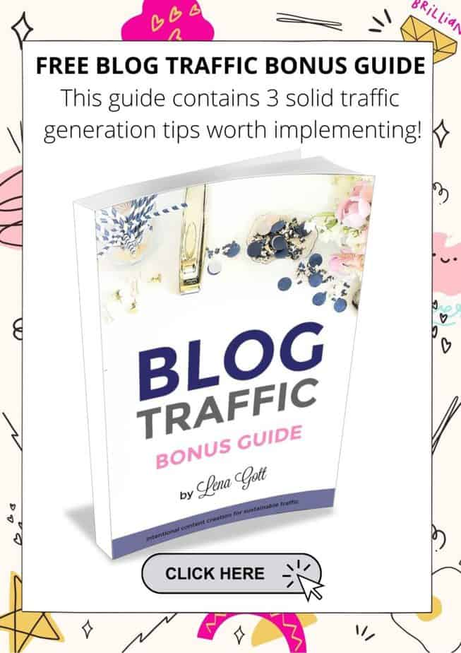 This guide contains 3 solid traffic generation tips How I Exploded My Traffic As A Brand New Blogger