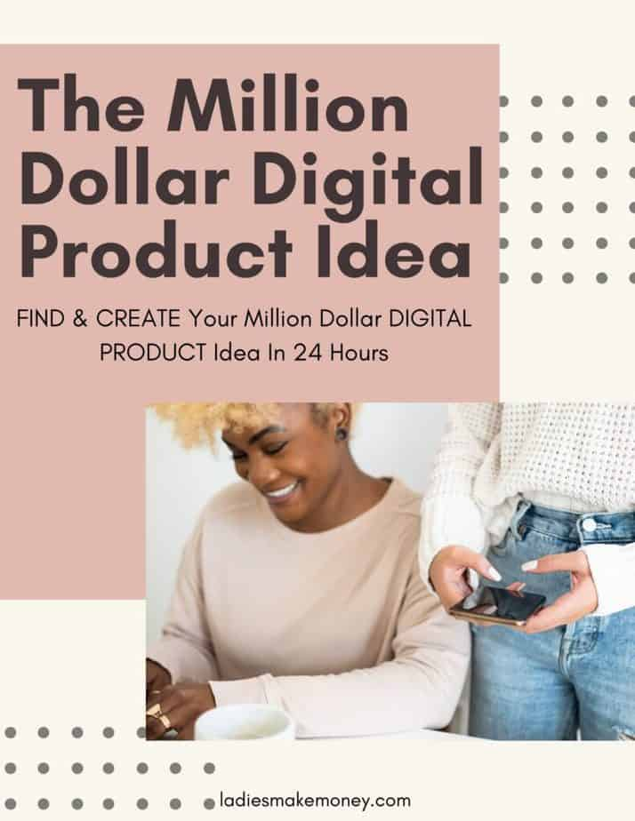 Find your next digital product and start making money quickly from home!