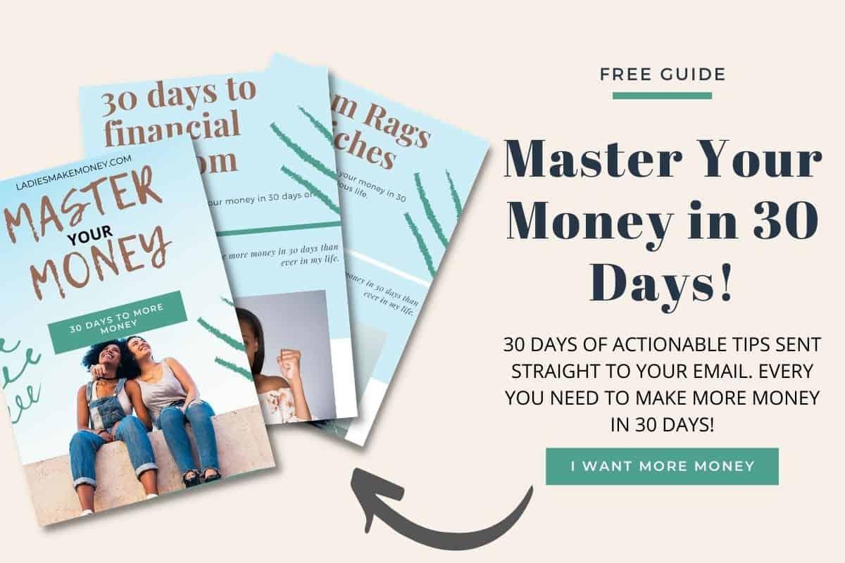 30 days to more money freebie