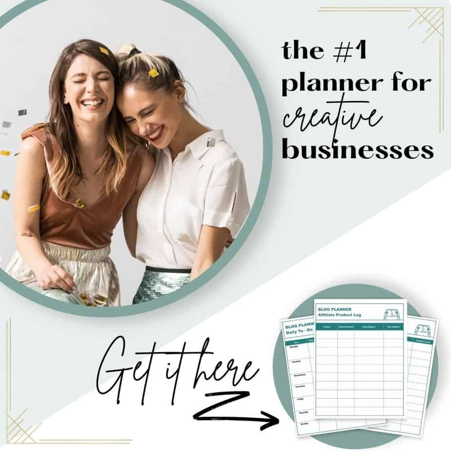 Best Blog planners for bloggers. Check out this free blog planner for bloggers to help you stay organized