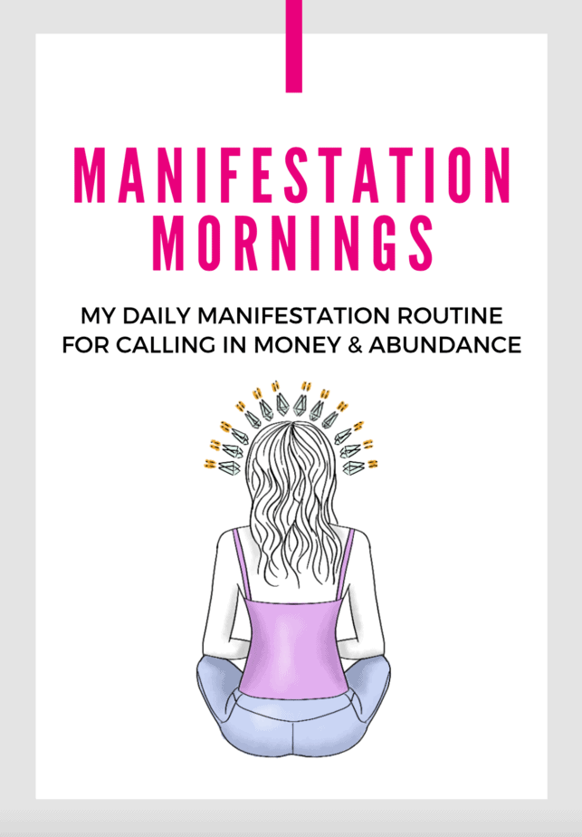 How to manifest in the morning to help grow your money and abundance. Check out this daily manifestation routine today.